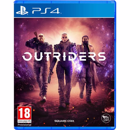Square enix playstation OUTRIDERS - PS4